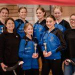 Einrad Juniorinnen Baden-Württembergische Meisterinnen 2020
