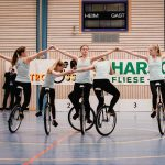 Einrad Juniorinnen Bezirksmeister 2020