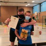 Saisonauftakt 2020/2021 - Radball-Junioren beim Deutschland-Pokal Halbfinale